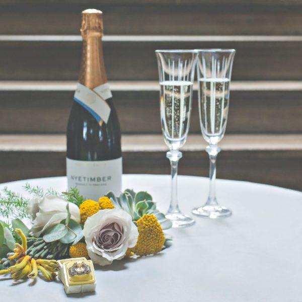 West Sussex Weddings - Capron House, Midhurst