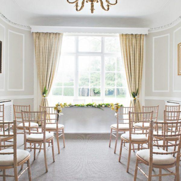 South Downs wedding venue - Capron House, Midhurst, West Sussex