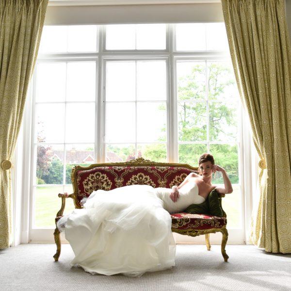 Exclusive use wedding venue West Sussex - Capron House