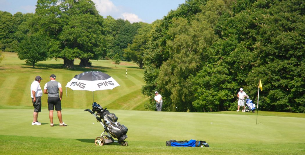 Cowdray Pro Am Golf